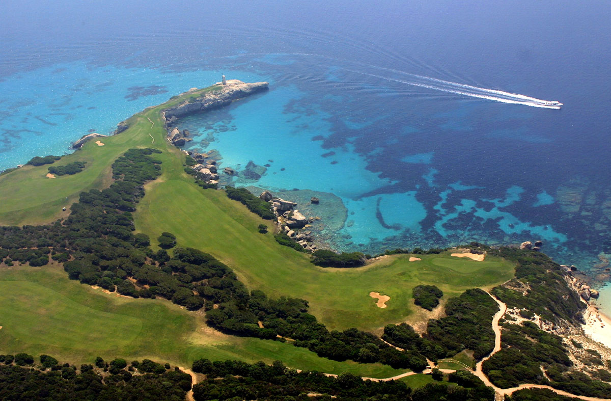 Sperone Golf Course, South Corsica on Sale for $25 Million