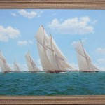 MBNA Collection of Maritime Art and Ship Models Offered in Annapolis