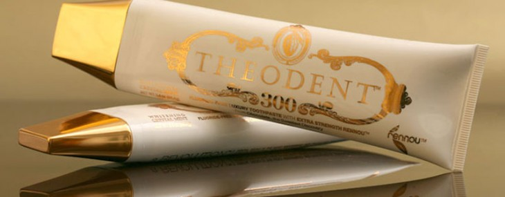 Theodent 300 – Luxury Chocolate-based Toothpaste