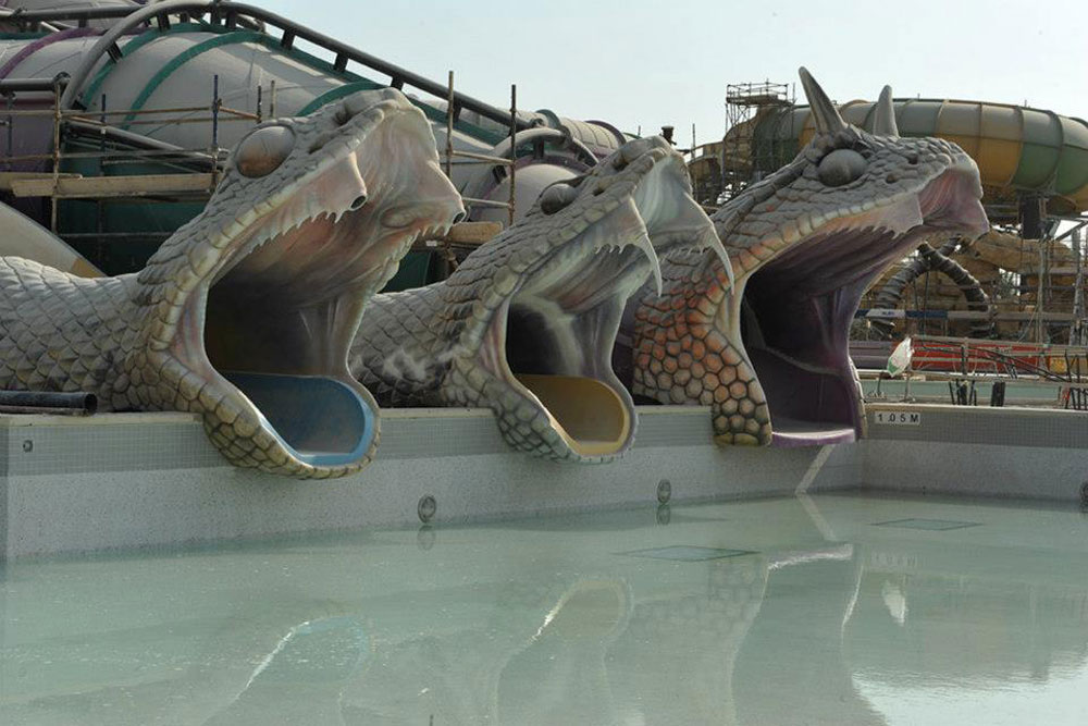 Yas Waterworld – Middle East's Largest Waterpark Opens Gates in December 2012