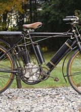 Historic 1902 Rambler Model B Goes Under the Hammer at Bonhams Las Vegas Motorcycle Sale