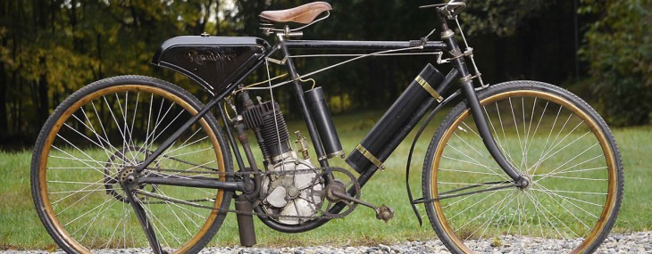 1902 Rambler Model B Motorcycle
