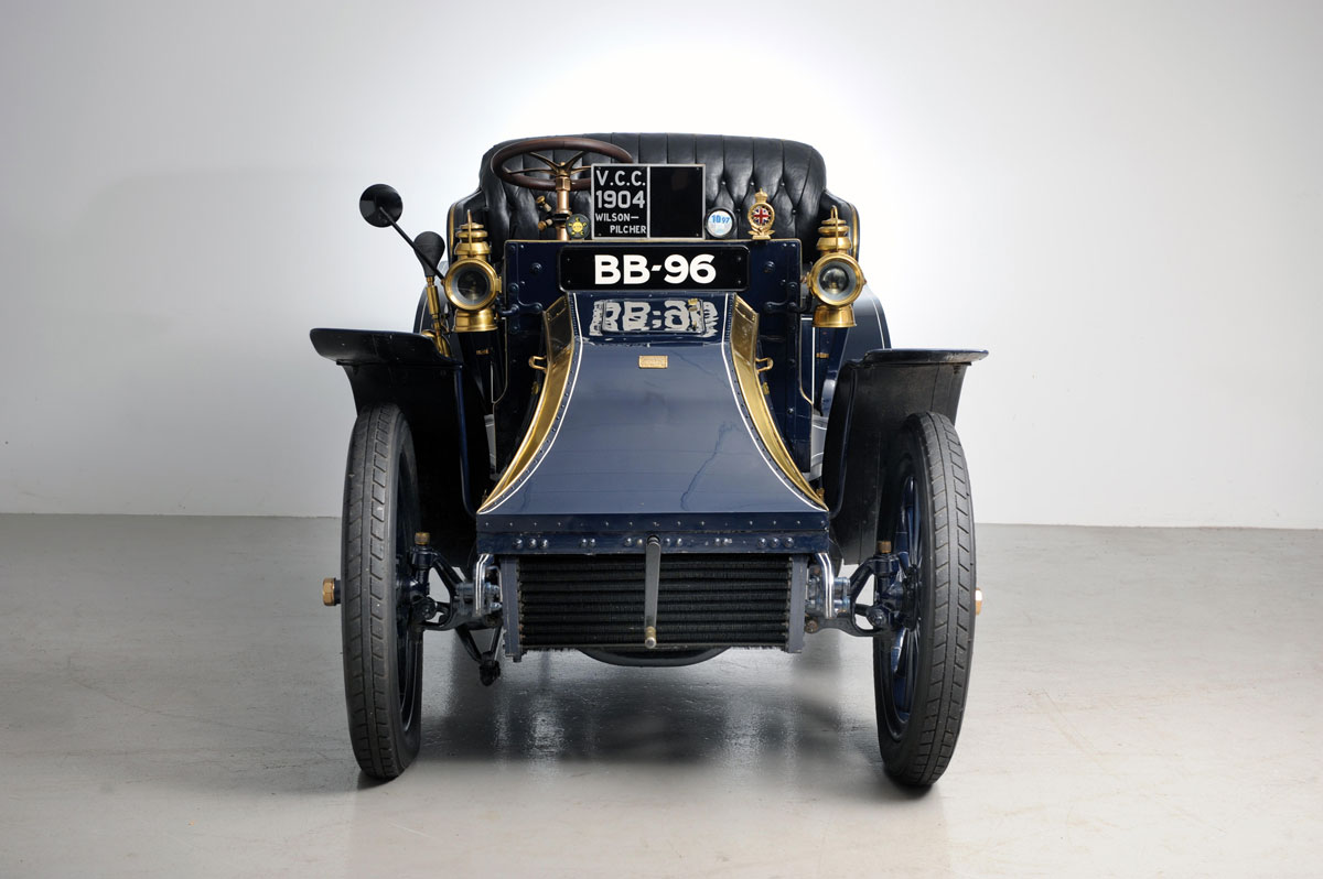1904 Wilson Pilcher Car The Sole Urviving Example To Be Sold At Bonhams Extravaganzi