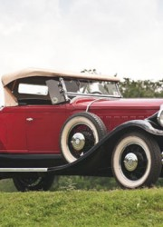 Pierce-Arrow Model 125 Roadster