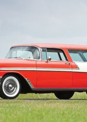 Chevrolet Bel Air Nomad Station Wagon