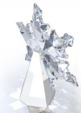 $1,800 Large Swarovski Christmas Snowflake – Limited Edition 2012