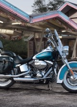 2013 Harley-Davidson Heritage Softail Classic Gets Custom Options for its 110th Anniversary