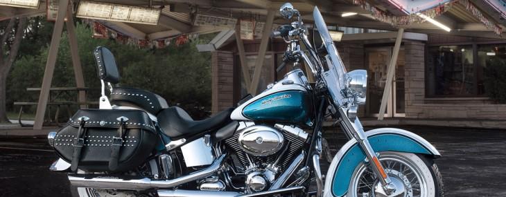 2013 Harley Davidson Heritage Softail Classic