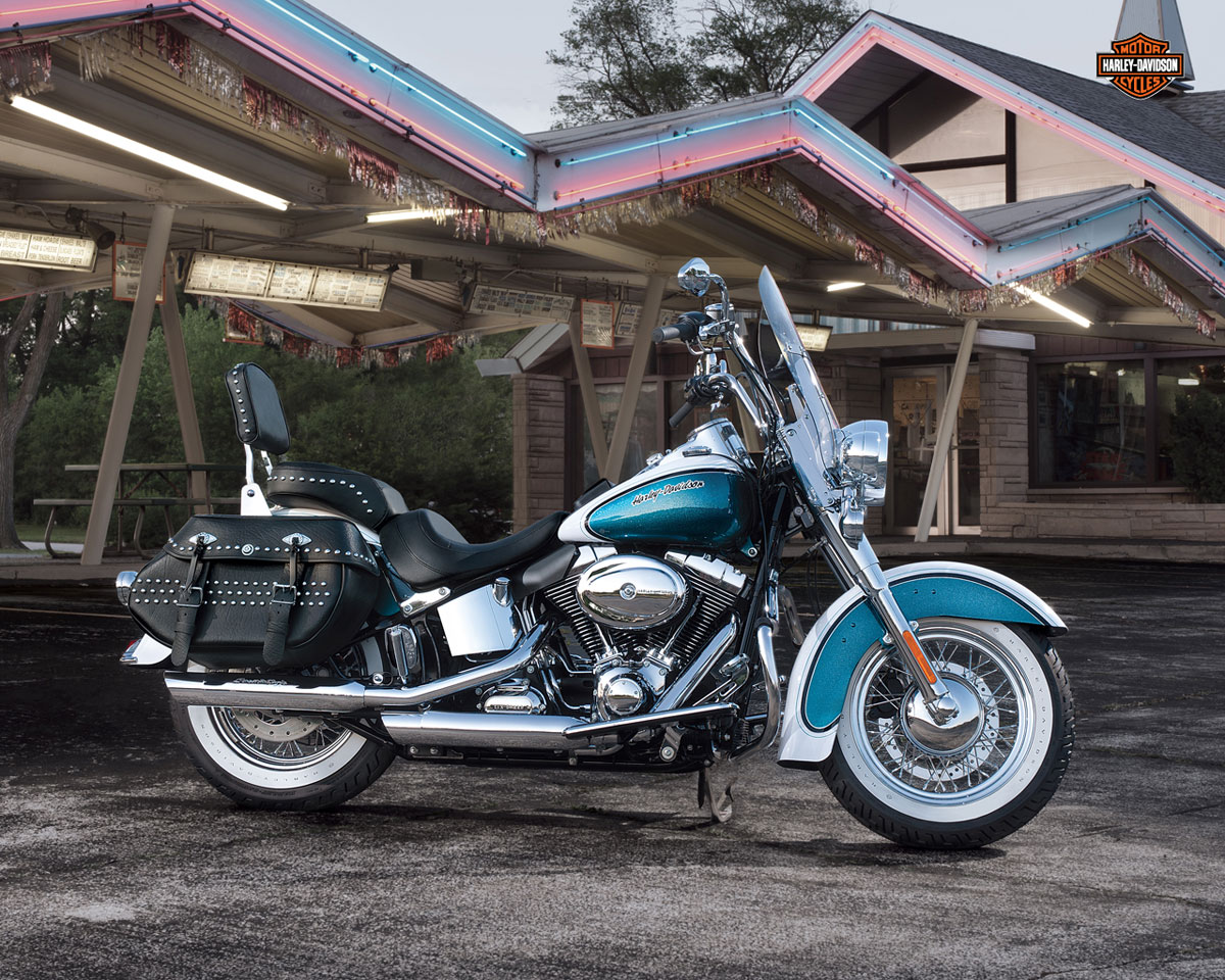 2013 Harley-Davidson Heritage Softail Classic Gets Custom Options for