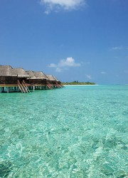 5-star Kanuhura Resort in Maldives