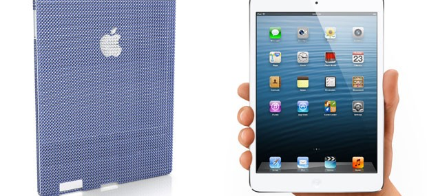 $700,000 Sapphire and Diamond iPad Mini Case