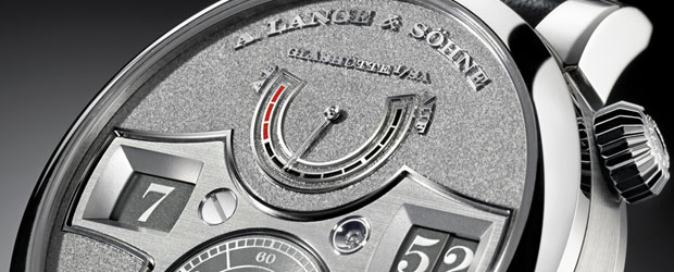 A. Lange & Söhne's Limited Edition Lange Zeitwerk Handwerkskunst – Exclusive Collector's Item