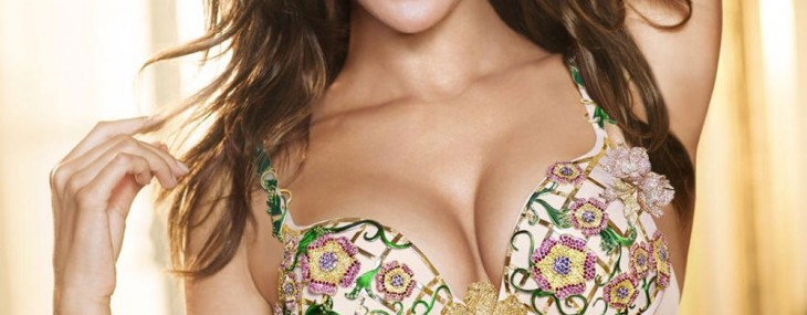 Victoria's Secret $2.5 million Fantasy Bra for 2012 by Alessandra Ambrosio