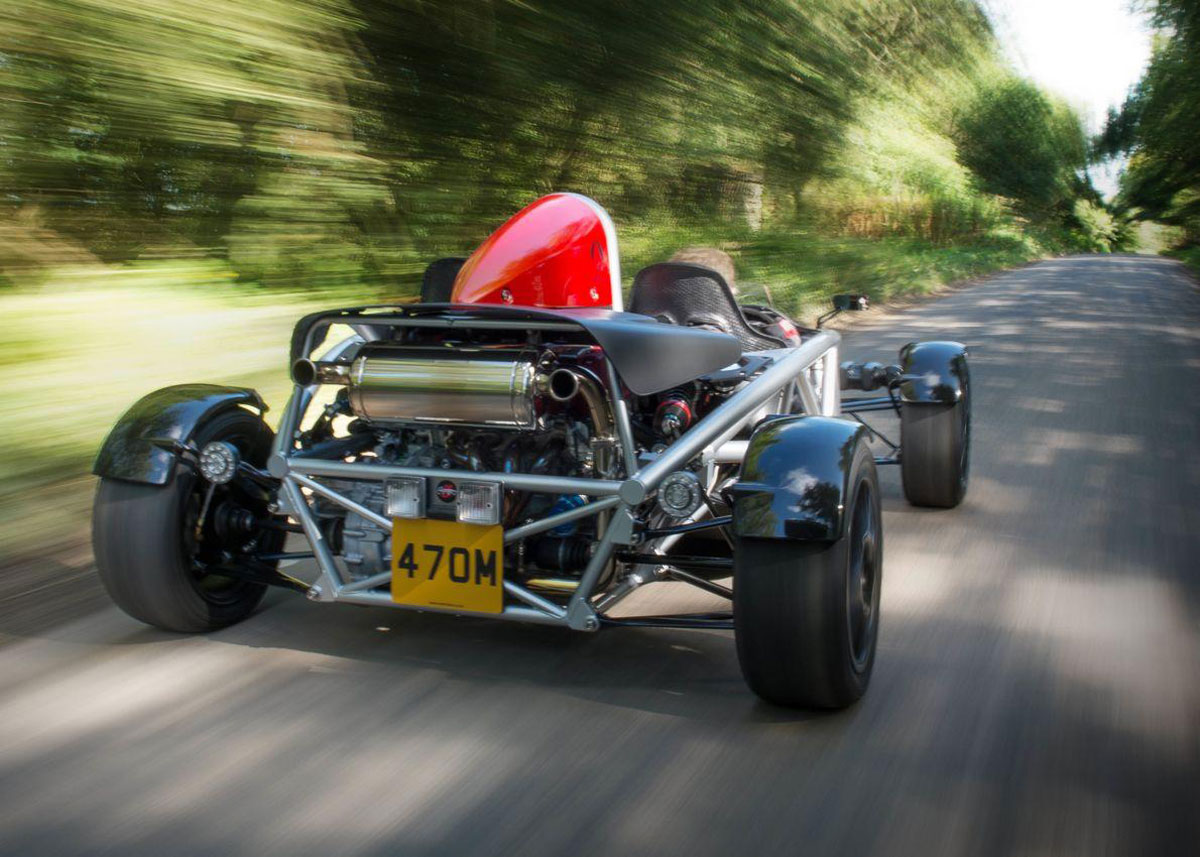 Ariel New Atom 3.5 – the Most Customisable Atom Ever