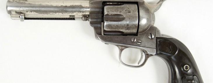 Butch Cassidy's Amnesty Colt