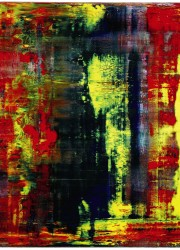 Gerhard Richter Abstraktes Bild (809-4) Sold for $34 Million and Broke the Record for a Living Artist