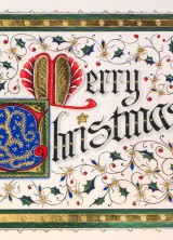 Gilded Age Greetings Luxury Custom Holiday Cards for $5,000
