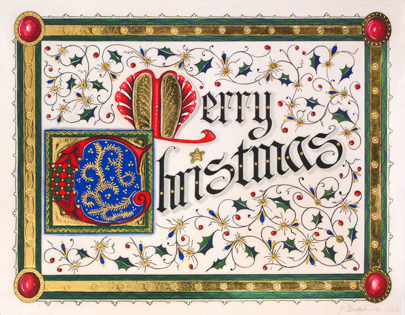 Gilded age greetings luxury custom holiday cards for 5000 these m4hsunfo