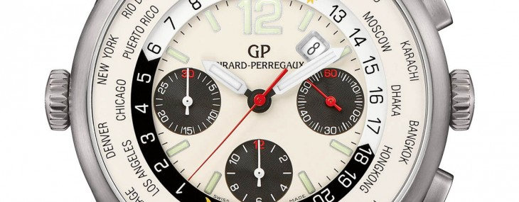 New Girard-Perregaux WW.TC Chronograph – Complete Transparency on Your Wrist