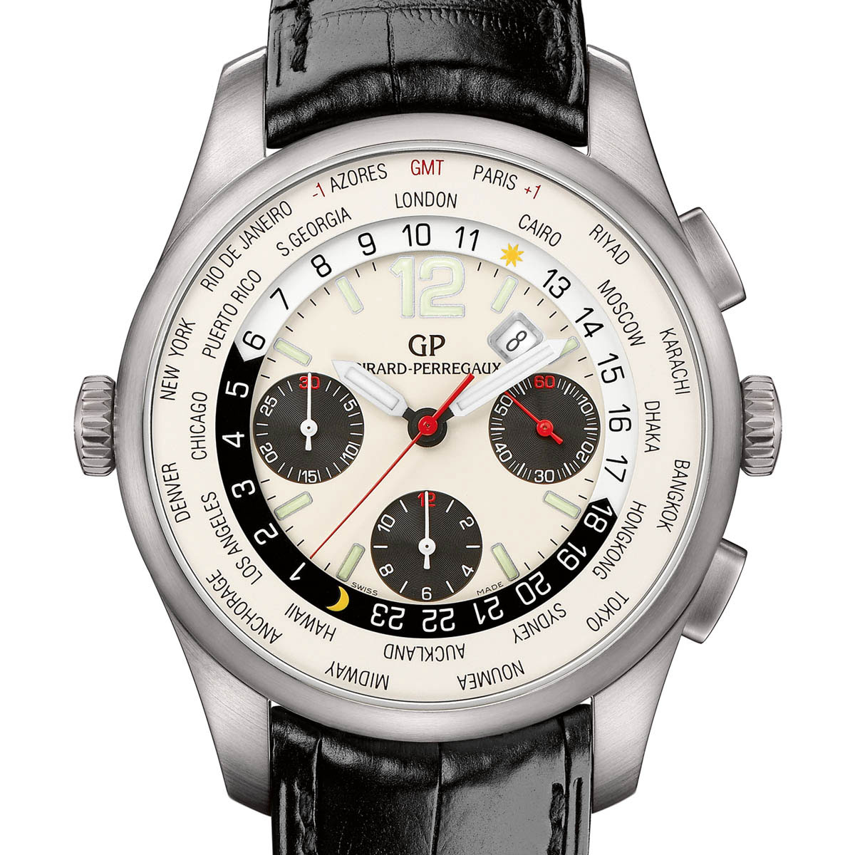 New Girard-Perregaux WW.TC Chronograph &#8211; Complete Transparency on Your Wrist