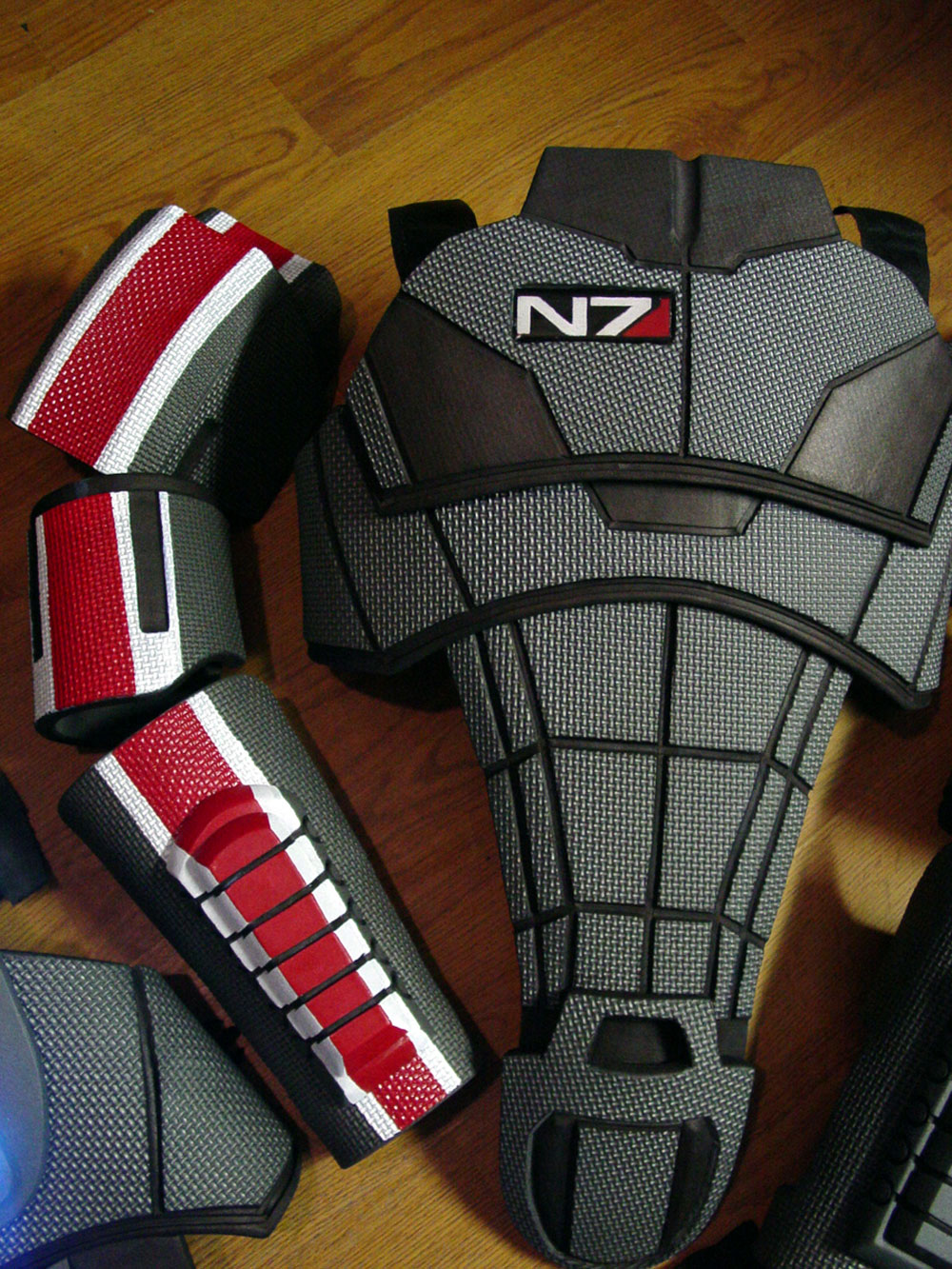 Mass Effect N7 Armor