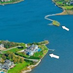 Water Mill Estate with the Most Spectacular Waterfront Views in the Hamptons on Sale for $40 Million