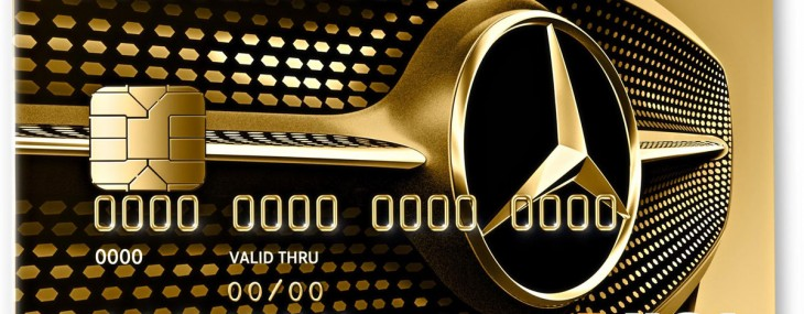 Mercedes-Benz Credit Card Gold