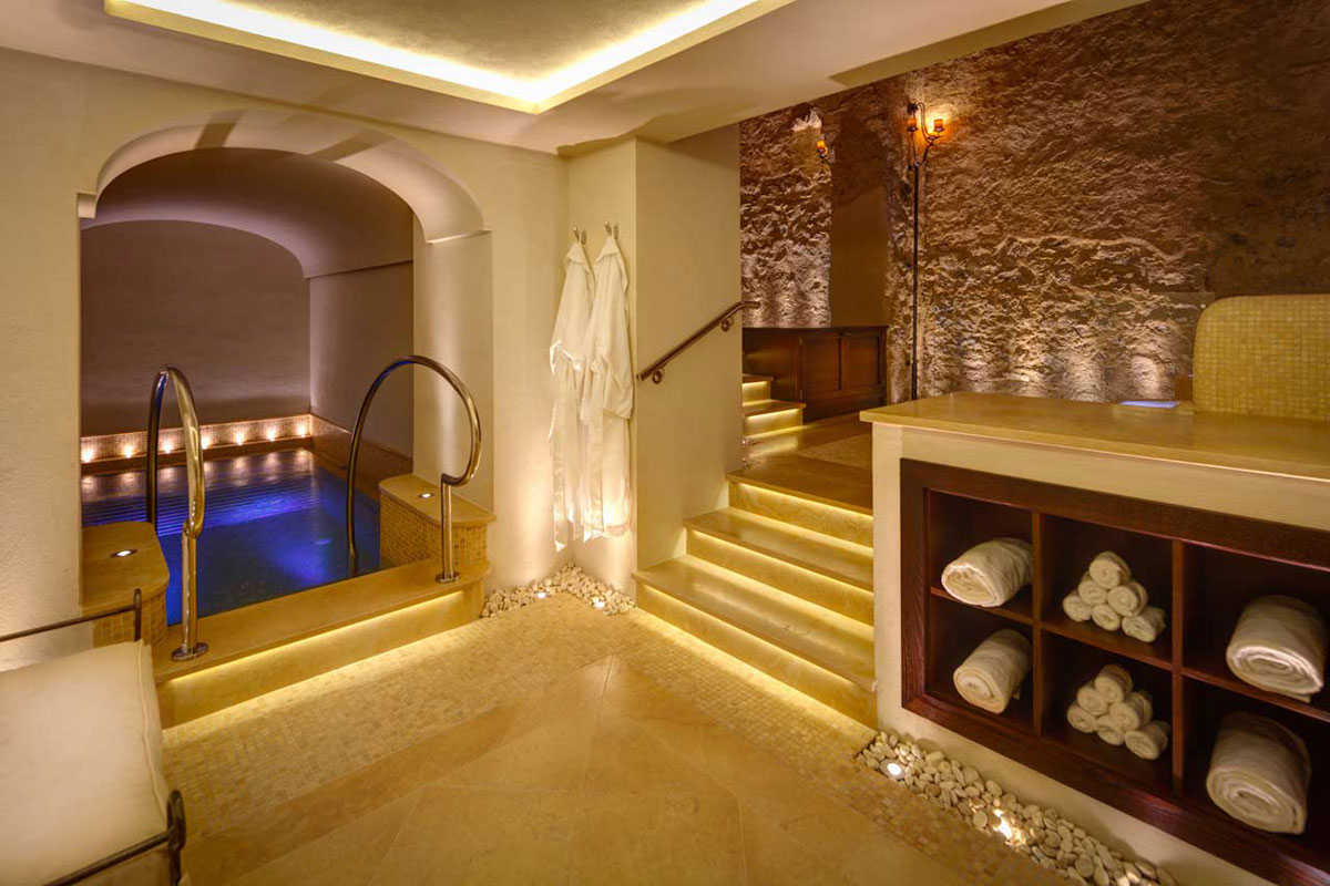 Monastero Santa Rosa Hotel Spa Amalfi Coast Italy Most Luxurious