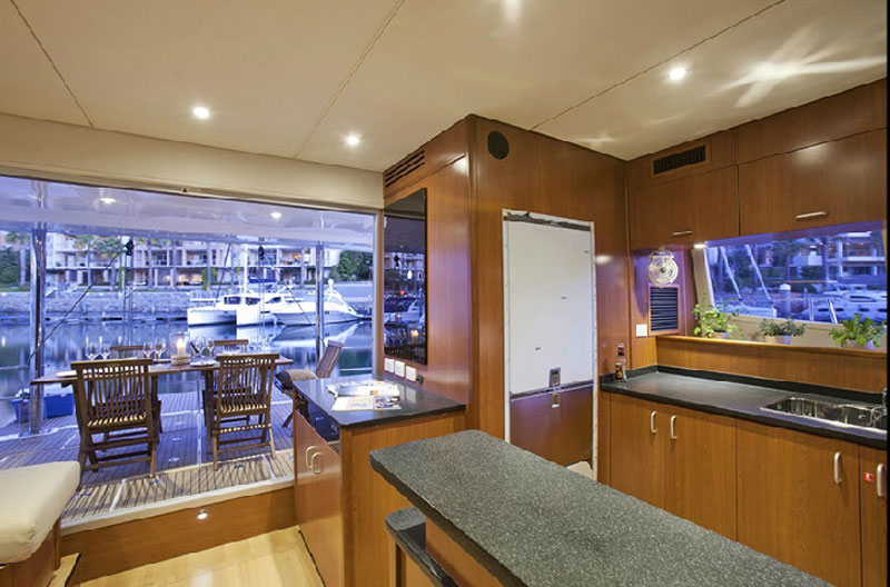 Moorings 5800 flagship Catamaran