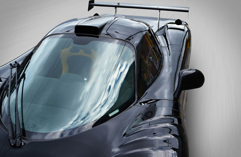 The Only Example of Mosler RaptorGTR Can be Yours for $700,000