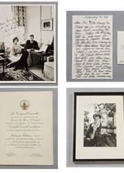 Presidential Collection and White House Memorabilia of Mr. Bonner Arrington to be Auctioned