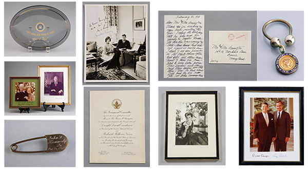 Presidential-Collection-and-White-House-Memorabilia