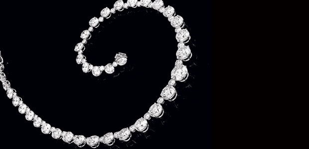 Nirav Modi Diamond Necklace Sold for $5.1 Million at Sotheby&#8217;s Hong Kong