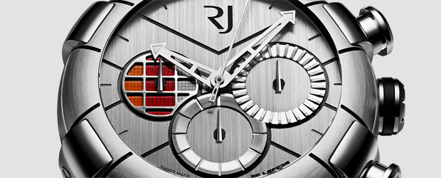 Romain Jerome DeLorean DNA Watch Pays Tribute to Iconic Car