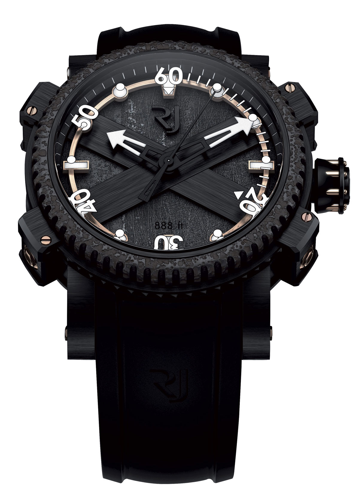 Romain Jerome Octopus