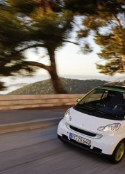Small Price for a Small Car – Smart Fortwo Electric Drive for $25,000