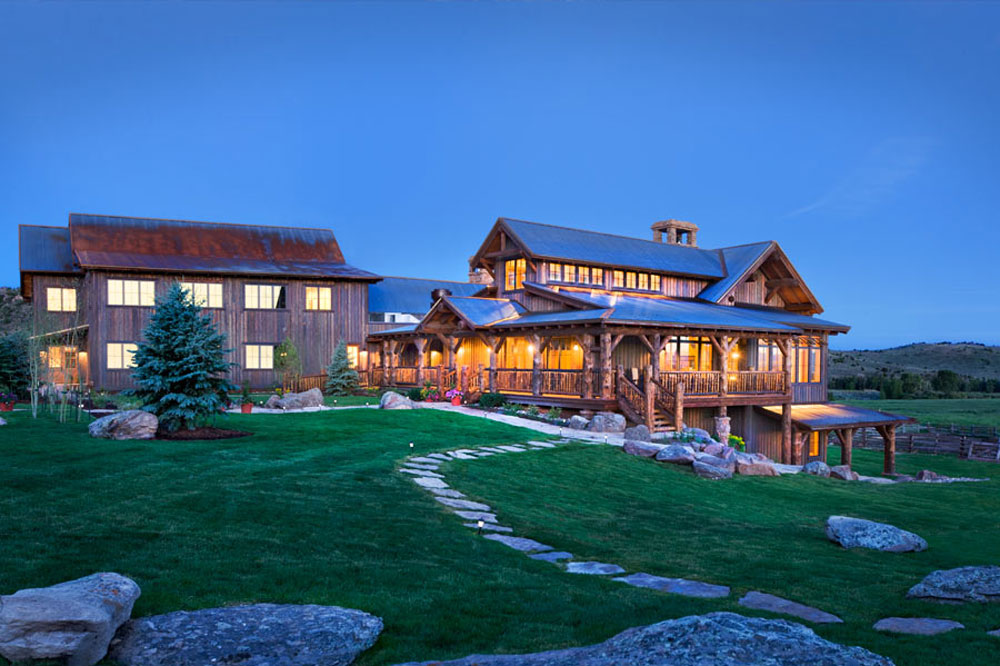 The Lodge And Spa At Brush Creek Ranch Wyoming Experience True Spirit Of The West Extravaganzi