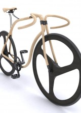 Thonet Bike by Andy Martin, Watch Out – No Brakes