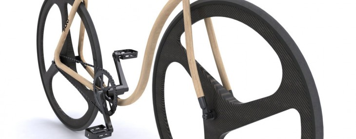 Thonet Bike by Andy Martin