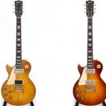 Extremely Rare 1959 Gibson Les Paul Standard Left-Handed Guitar Could Fetch $125,000 at Auction