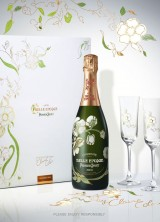 Perrier-Jouët Belle Epoque Champagne by Claire Coles – Limited Edition