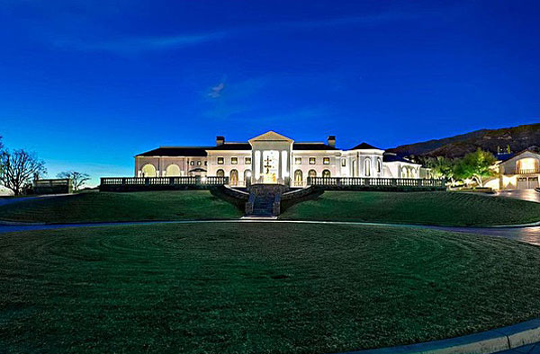 Don Abbey's Two Luxury Estates on Sale for $78 Million Each