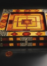17th-century Royal Amber Games Board to be Auctioned at Sotheby's
