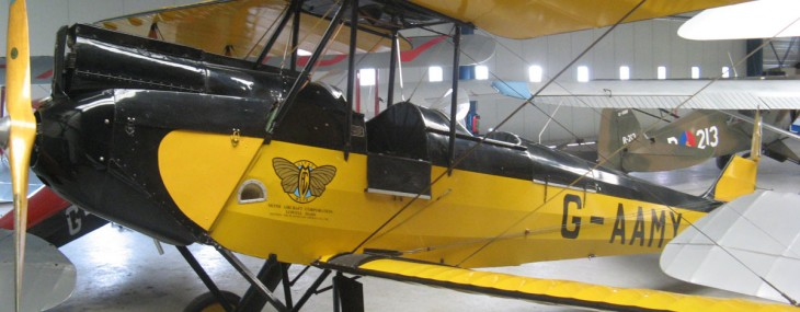 """""""Out of Africa"""" Airplane Goes Under the Hammer at Bonhams"""