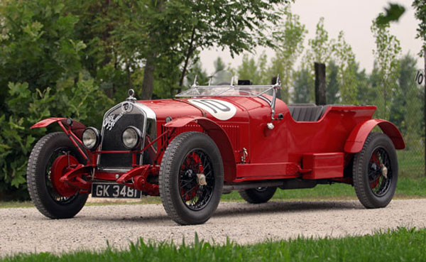 1930 Alfa Romeo 6C 1750 GS Testa Fissa
