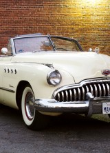 Iconic Film Car, Rain Man 1949 Buick Roadmaster Convertible to Hits Auction Block