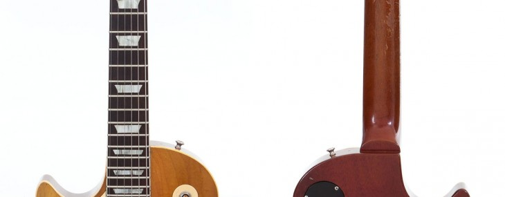 1959 Gibson Les Paul Standard Sunburst guitar