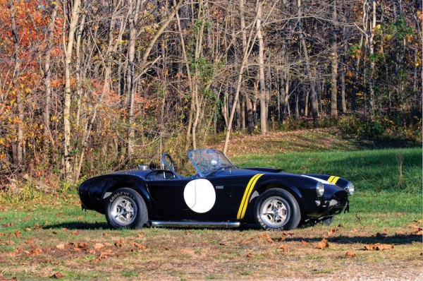 1963 Shelby Factory Competition-Specification Cobra