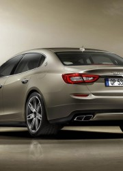 Maserati's Most Powerfull Luxury Sedan – 2013 Quattroporte