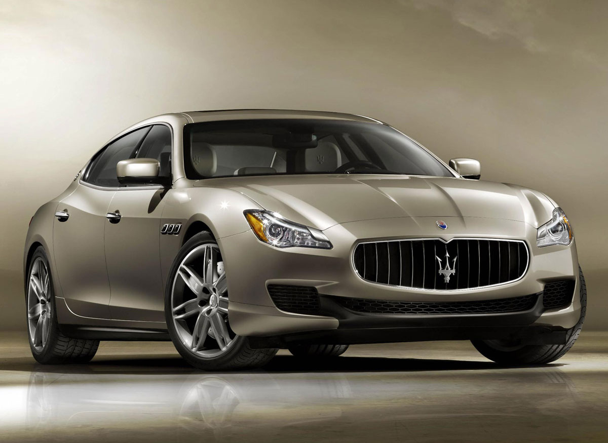 maserati 39 s most powerfull luxury sedan 2013 quattroporte. Black Bedroom Furniture Sets. Home Design Ideas